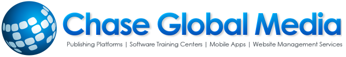 Chase Global Media Logo